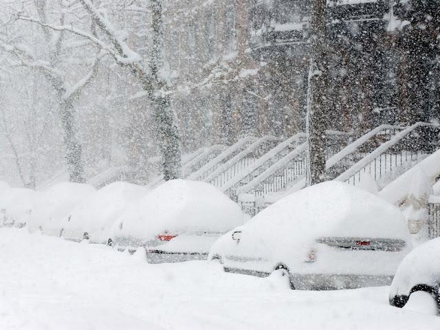Perbedaan Hujan Es Dan Angin Puting-Beliung Salju