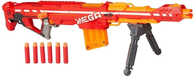 """2 mẫu súng Nerf dài cho các """"xạ thủ"""" thích ngắm bắn"""