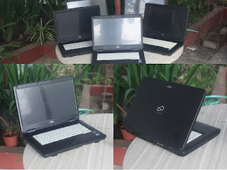 Fujitsu Lifebook A550/A