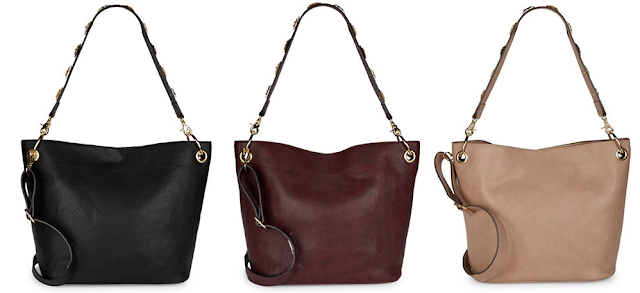 Envy Faux Leather Bag $51 (reg $98)