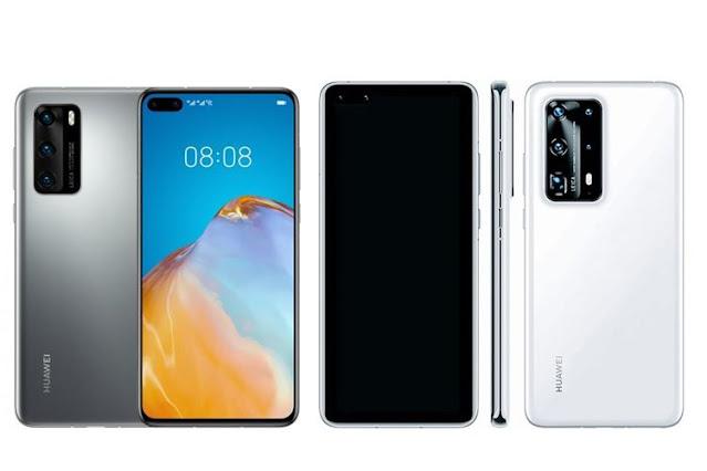Huawei P40 Pro Plus di Indonesia