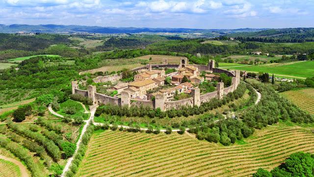 Gite fuoriporta da Firenze in Toscana