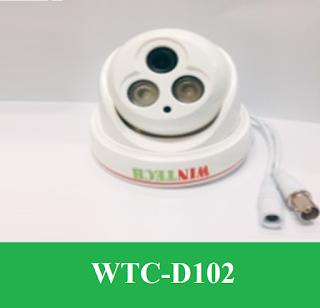 Camera AHD WinTech WTC-D102C Độ phân giải 1.3 MP