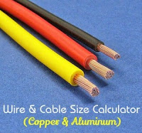 How to determine the suitable size of cable for Electrical Wiring Installation