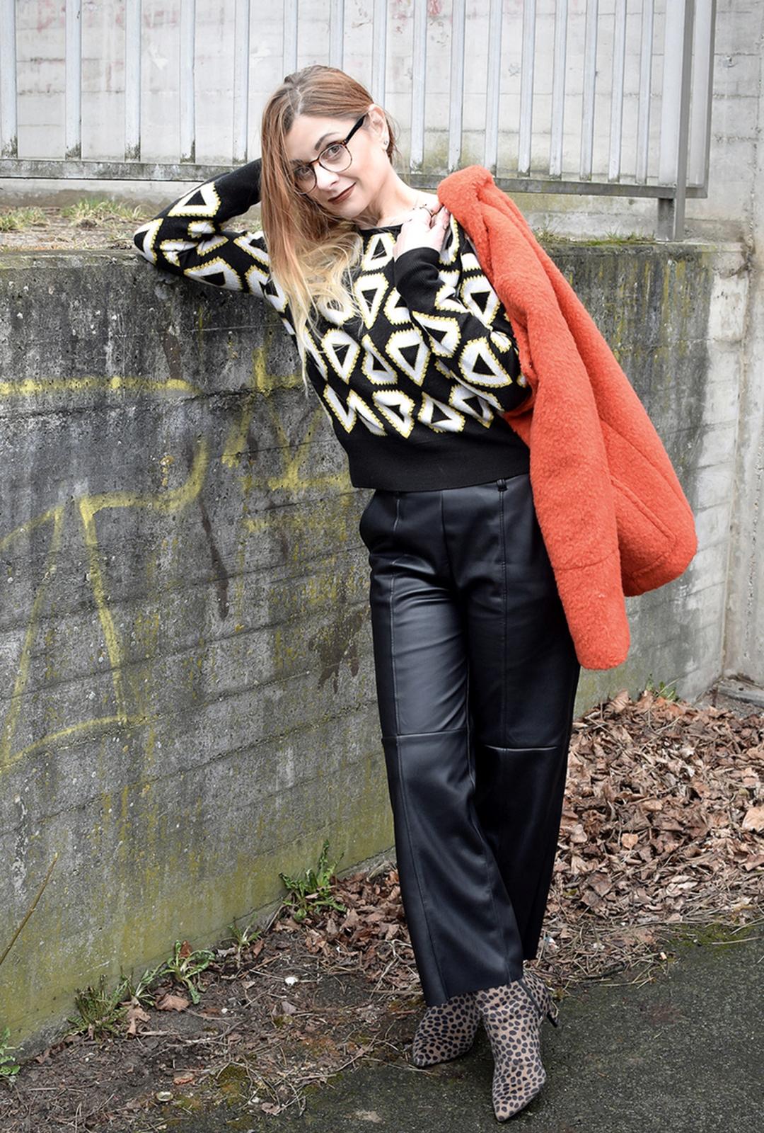 Leobooties kombinieren, Frauen Schuhe Leopardenlook
