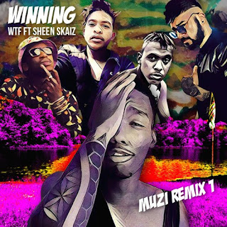 WTF – Winning (Muzi Remix) ft. Sheen Skaiz