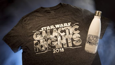 First Look at Exclusive Merchandise and Special Appearances Coming to Star Wars: Galactic Nights on May 27