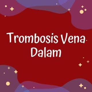Trombosis Vena Dalam - Gangguan Pembuluh Darah Vena