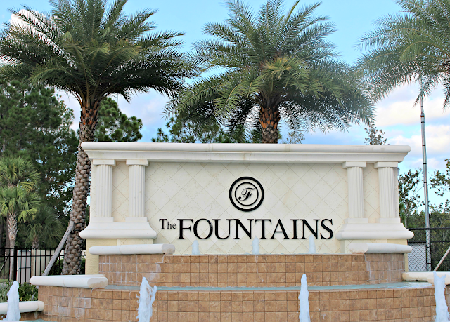 Fountains at Championsgate Orlando