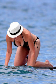 bikini and Chelsea handler