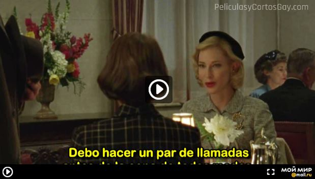 CLIC PARA VER VIDEO Carol - PELICULA - Inglaterra - 2015