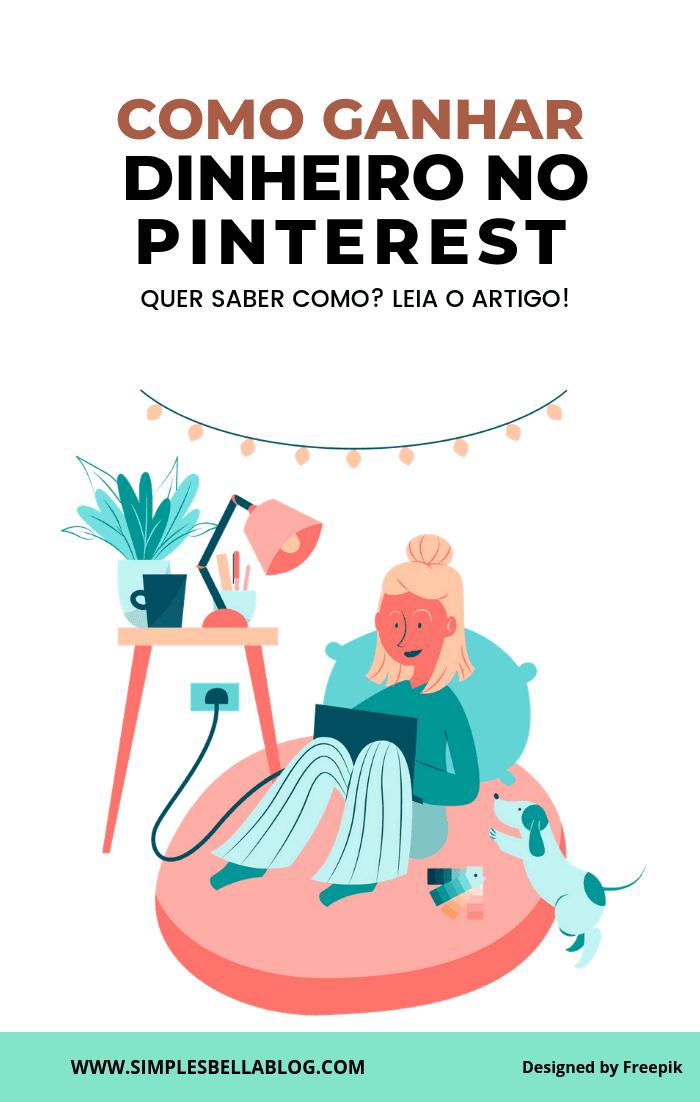 Ganhar dinheiro no Pinterest