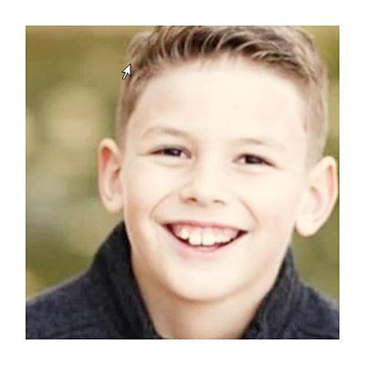 Niño de Texas Jaxon Campbell muerto después de contraer la gripe