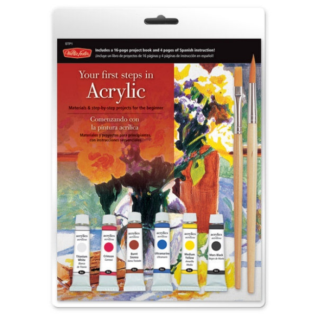 weekend kits blog drawing painting kits for beginner artists