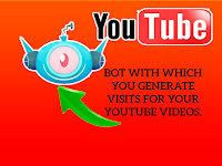 Earn more visits on your youtube page.