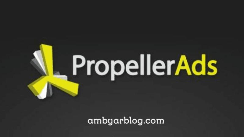 Jasa Iklan Propeller Ads