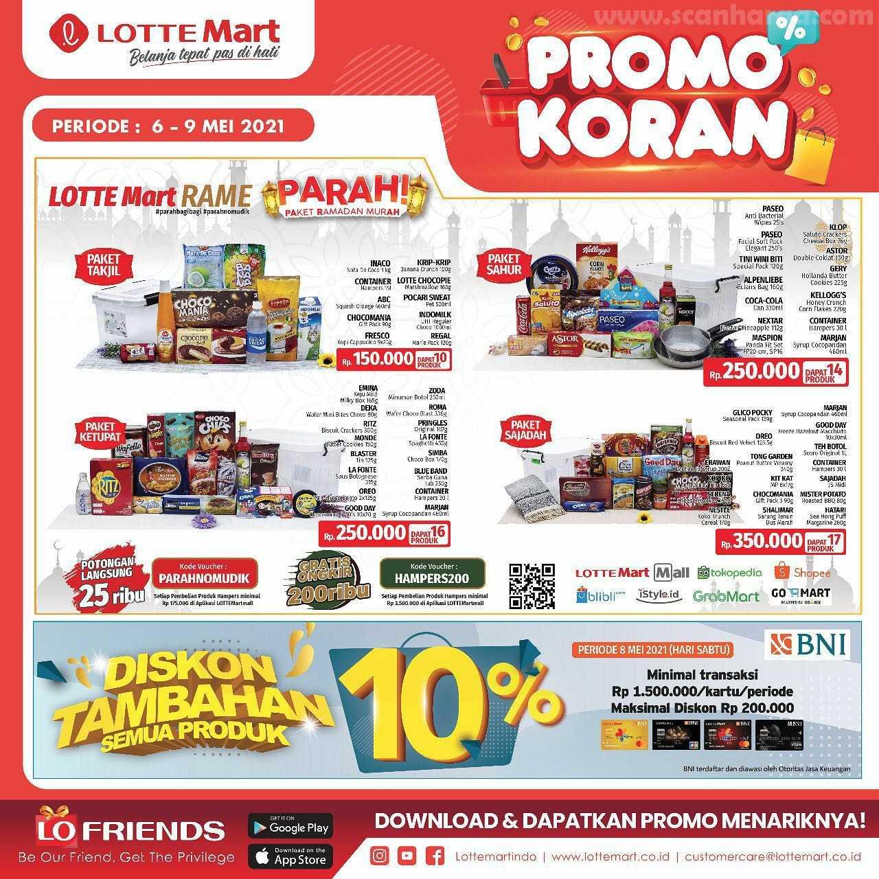 Katalog Promo Lottemart Weekend 6 - 9 Mei 2021 7