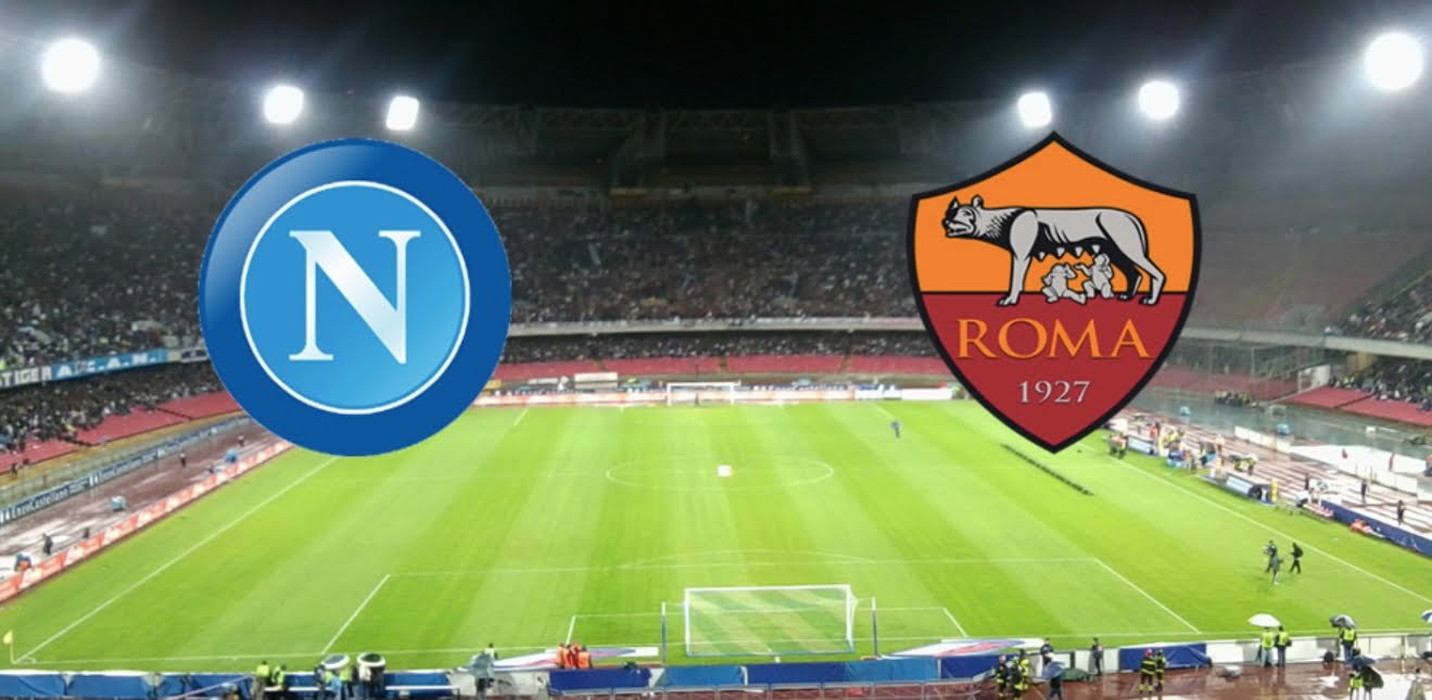 DIRETTA Napoli-Roma Streaming Rojadirecta: dove vederla in TV e VIDEO LIVE Online.