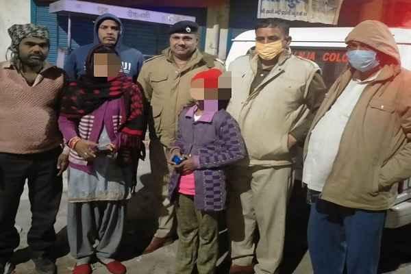 faridabad-sanjai-colony-police-chowki-find-missing-kid