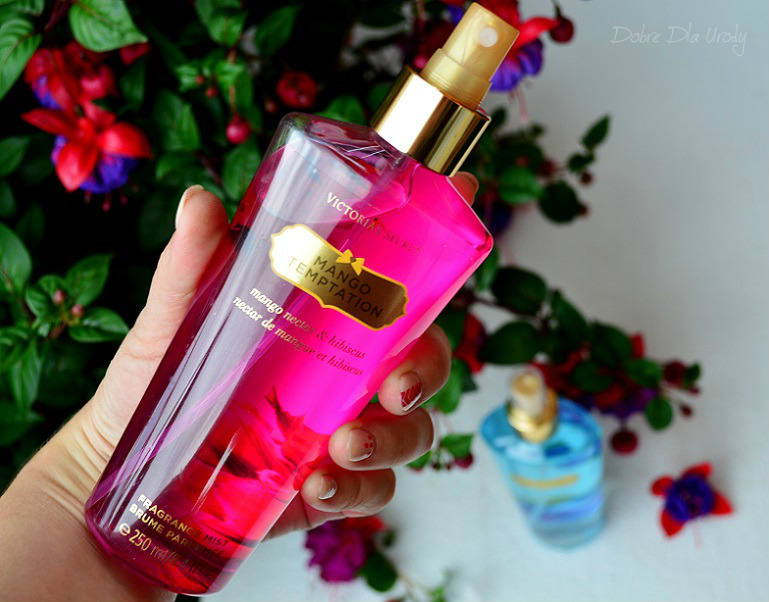 Victoria's Secret perfumowana mgiełka do ciała  Mango Temptation