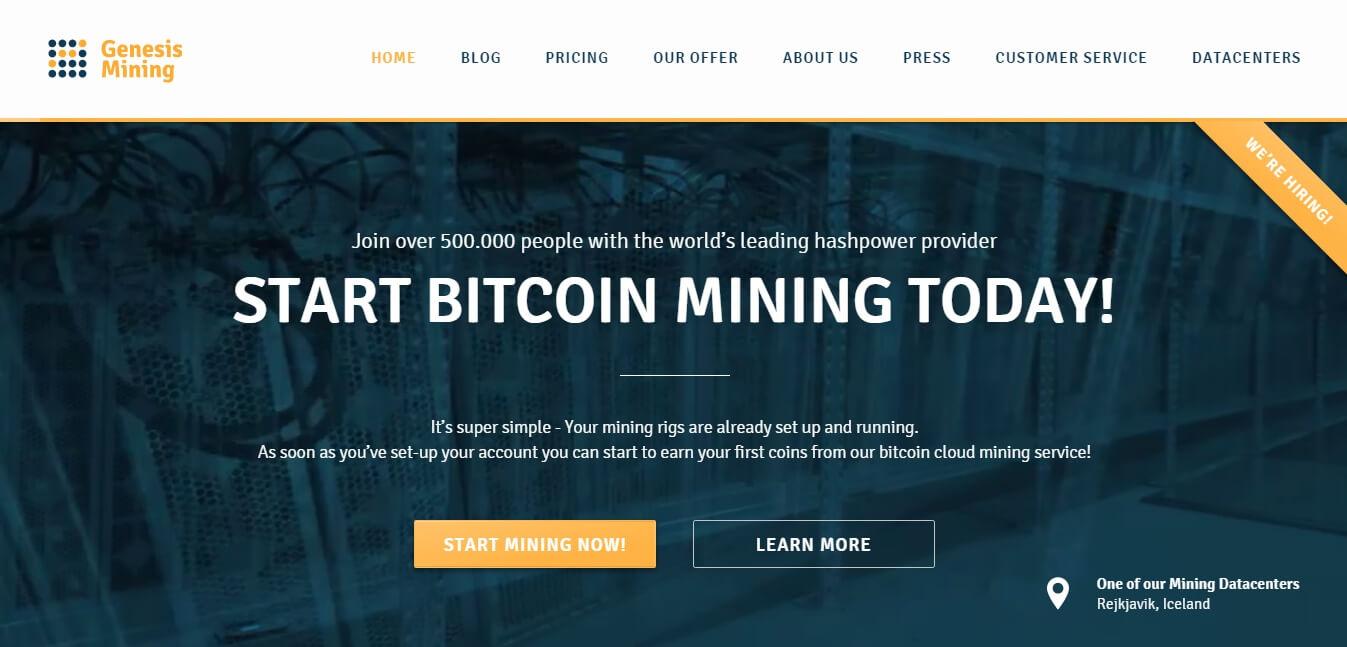 Best Bitcoin Cloud Mining Service Genesis Mining Btc – Ganpati Graphics
