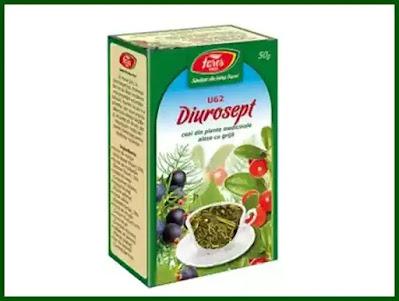 ceai diurosept u62 fares pareri infecti urinare slabeste