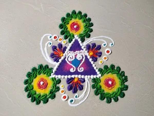 Small_green_flowers_rangoli_pattern