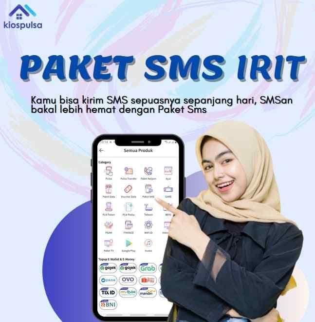 Daftar Harga Paket Telpon & SMS Murah Kios Pulsa
