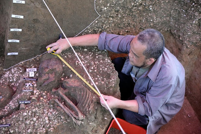 Carbon dating confirms 'Penang Woman' is 5,710 years old