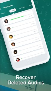 WhatsDelete: View Deleted Messages & Status saver v1.1.33 Mod Apk