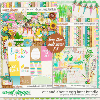 Out and About: Egg Hunt Bundle