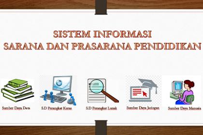 Sistem Informasi Sarana Dan Prasarana Pendidikan