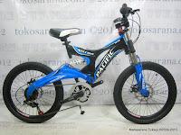 Sepeda Gunung Pacific Nitron Rem Cakram 20 Inci