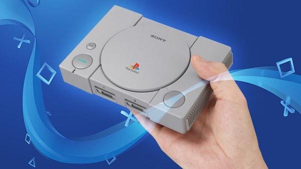 سوني تعيد احياء ذكرى اول بلاي ستيشن لها بأطلاق PlayStation Classic
