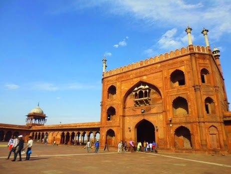 Masjid I-Jahan-Numa