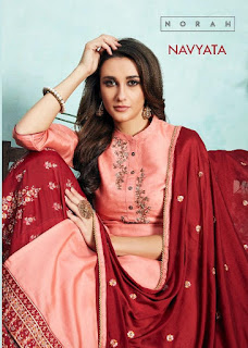 Neha Fashion Navyata Salwar Kameez Collection