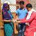 गाजीपुर: मेदनीपुर ग्राम प्रधान ने गांव में वितरित किए सैनिटाइजर व साबुन