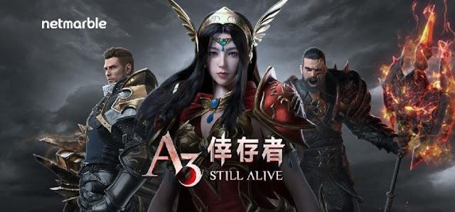 【A3: STILL ALIVE 倖存者】兌換碼/序號