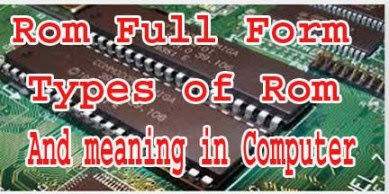Rom-Full-Form-Types-of-Rom-and-Meaning-in-Computer