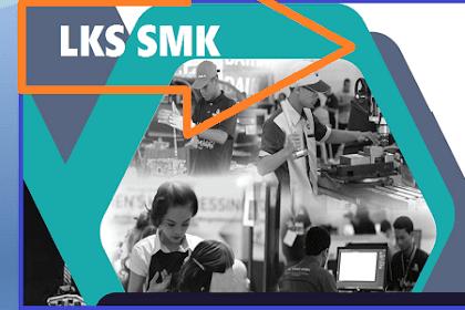Kisi Kisi Soal LKS SMK 2019 Tingkat Nasional Ke - XXVII