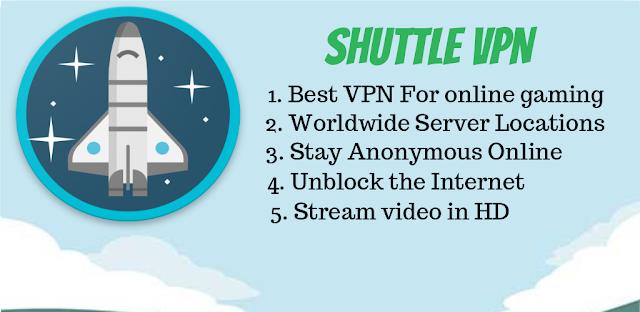 تحميل تطبيق VPN Shuttle VPN, Free VPN, Unlimited Turbo VPN 1.9.67