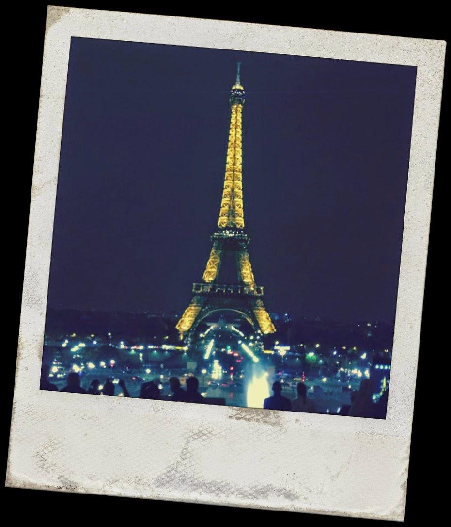 Visiting Paris - Just Add Ginger