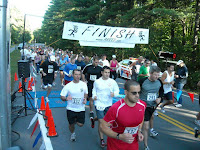 Malta BPA 5K.  For $20, this race offers some of the best runner perks around... T-shirt, runner's cap, running towel and more.  The Saratoga Skier and Hiker, first-hand accounts of adventures in the Adirondacks and beyond, and Gore Mountain ski blog.