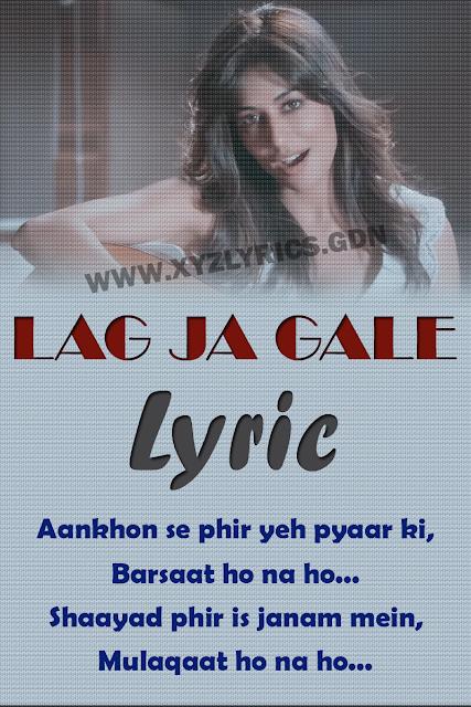 LAG JA GALE LYRICS | Saheb Biwi Aur Gangster 3 | Sanjay Dutt | Chitrangada | Video