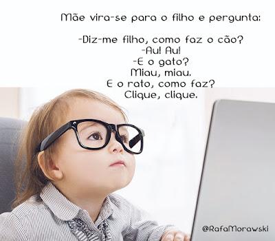 MEME HUMOR BRAZIL DOG E NERD