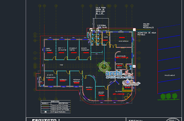 House room 1 level in AutoCAD