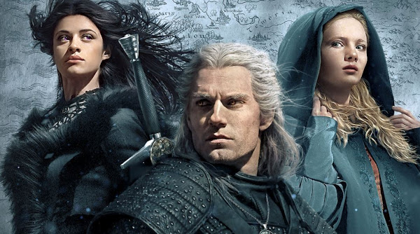 Netflix confirma 3ª temporada de The Witcher