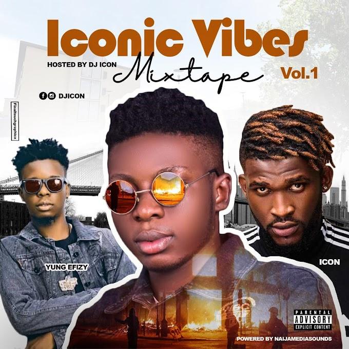 DJ Icon – Iconic Vibes Mixtape