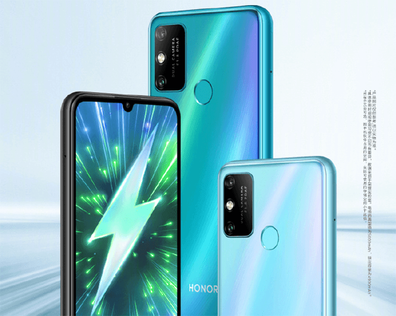 HONOR Play 9A budget phone with Helio P35, 5,000mAh battery now official