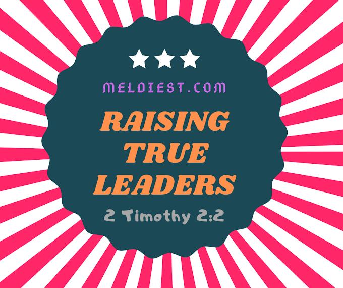 Raising Trustworthy Leaders